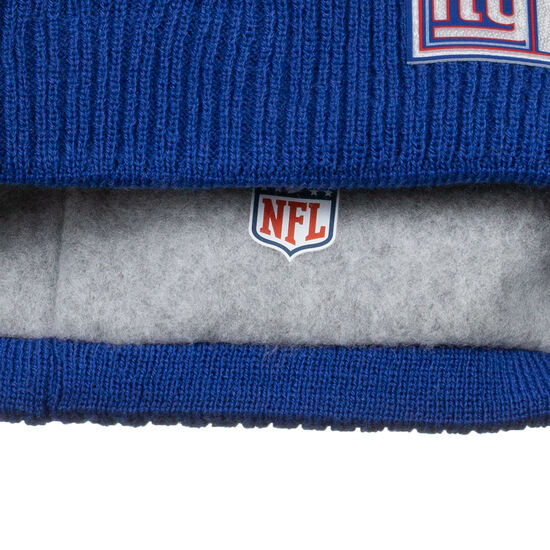NFL New York Giants Sideline Bommelmütze, , zoom bei OUTFITTER Online