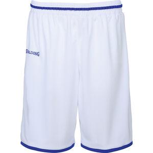 Move Basketballshort Herren, weiß / blau, zoom bei OUTFITTER Online