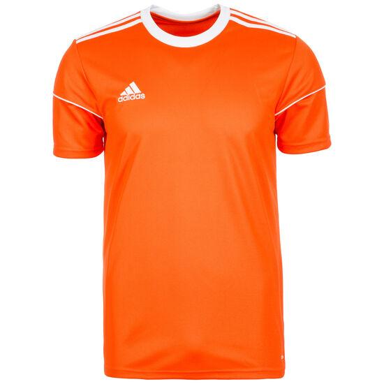 Squadra 17 Fußballtrikot Herren, orange / weiß, zoom bei OUTFITTER Online