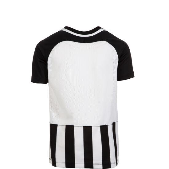 Striped Division III Trikot Kinder, schwarz / weiß, zoom bei OUTFITTER Online