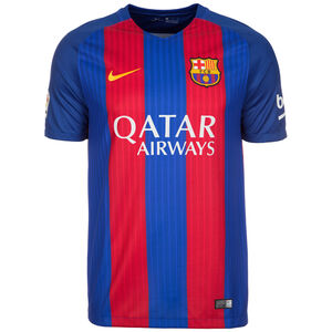 FC Barcelona Trikot Home Stadium 2016/2017 Herren, Blau, zoom bei OUTFITTER Online