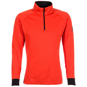 Xperior Active Laufshirt Herren, Rot, zoom bei OUTFITTER Online