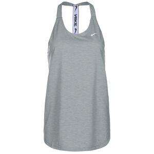 Elastica Tanktop Damen, grau / weiß, zoom bei OUTFITTER Online