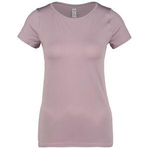 HeatGear Trainingsshirt Damen, altrosa / silber, zoom bei OUTFITTER Online