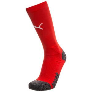 Liga Training Crew Socken, rot / weiß, zoom bei OUTFITTER Online