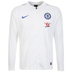 FC Chelsea Dry Squad Trainingsjacke Herren, weiß, zoom bei OUTFITTER Online
