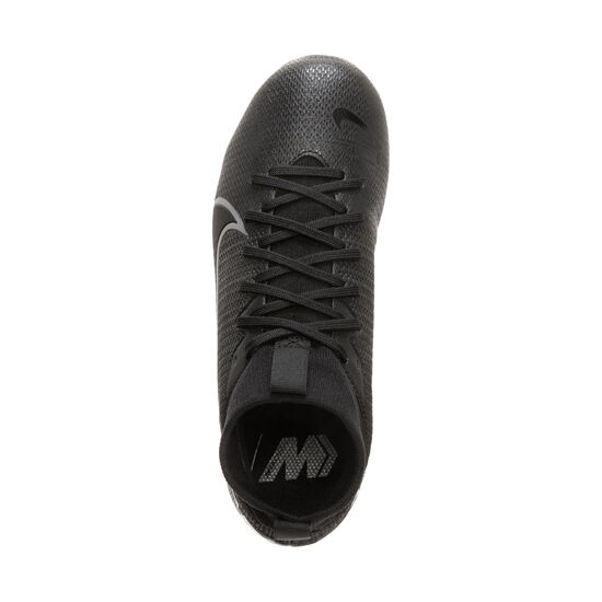 Mercurial Superfly VII Academy MG Fußballschuh Kinder, schwarz / grau, zoom bei OUTFITTER Online