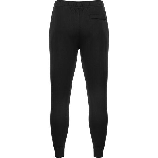Fleece Club Jogginghose Herren, schwarz / weiß, zoom bei OUTFITTER Online