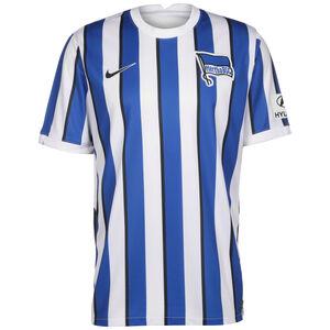 Hertha BSC Trikot Home Stadium 2020/2021 Herren, weiß / blau, zoom bei OUTFITTER Online