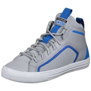 Chuck Taylor All Star Ultra Mid Sneaker, grau / blau, zoom bei OUTFITTER Online