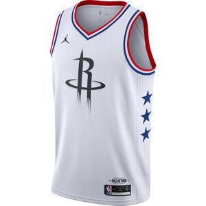 NBA All-Star Houston Rockets Tanktop Herren, weiß / dunkelblau, zoom bei OUTFITTER Online