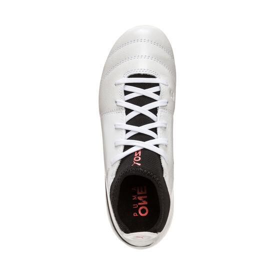Puma ONE 17.3 AG Fußballschuh Kinder, Weiß, zoom bei OUTFITTER Online