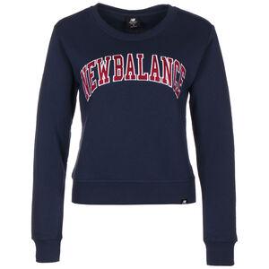 Athletics Varsity Crew Sweatshirt, dunkelblau / rot, zoom bei OUTFITTER Online