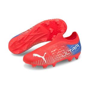 ULTRA 3.3 FG/AG Fußballschuh Kinder, neonrot / weiß, zoom bei OUTFITTER Online