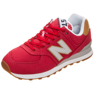 ML574-YLA-D Sneaker, Rot, zoom bei OUTFITTER Online