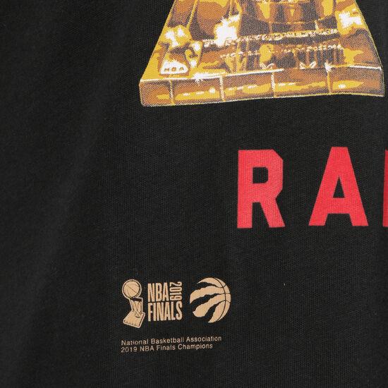 Toronto Raptors Club Parade T-Shirt Herren, schwarz / weiß, zoom bei OUTFITTER Online