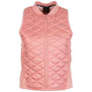 AeroLayer Laufweste Damen, rosa / silber, zoom bei OUTFITTER Online