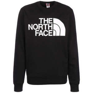 Standard Crew Sweatshirt Herren, schwarz / weiß, zoom bei OUTFITTER Online