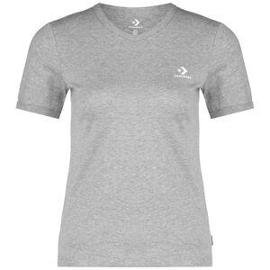Slim T-Shirt Damen, hellgrau, zoom bei OUTFITTER Online