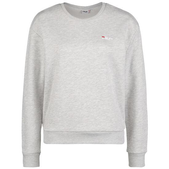 Effie Sweatshirt Damen, hellgrau / weiß, zoom bei OUTFITTER Online