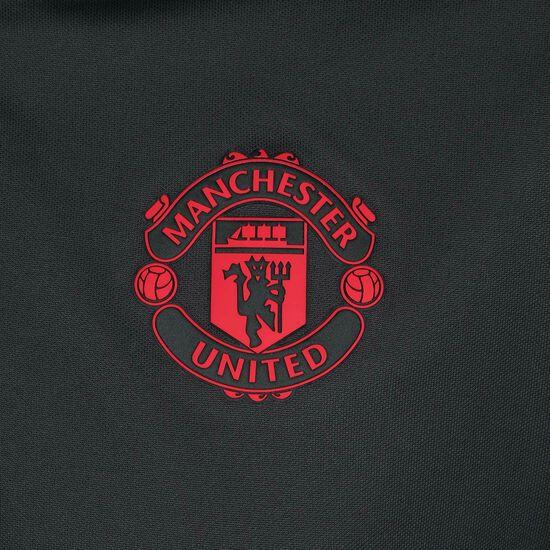 Manchester United Human Race Trainingssweat Herren, dunkelgrau / rot, zoom bei OUTFITTER Online