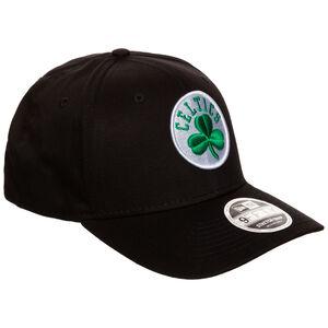 9FIFTY NBA Boston Celtics Team Stretch Cap, schwarz / weiß, zoom bei OUTFITTER Online