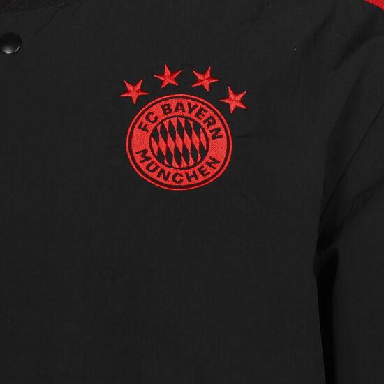FC Bayern München Chinese New Year Bomberjacke Herren, schwarz / rot, zoom bei OUTFITTER Online