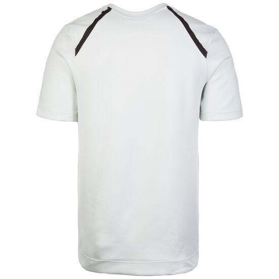 Therma Flex Showtime Basketballshirt Herren, weiß / schwarz, zoom bei OUTFITTER Online