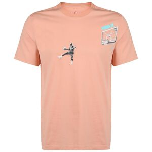 Jordan Photo Wing It T-Shirt Herren, rosa, zoom bei OUTFITTER Online