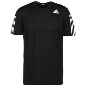 Primeblue AEROREADY 3-Streifen Trainingsshirt Herren, schwarz / weiß, zoom bei OUTFITTER Online