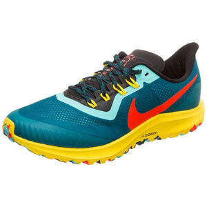 Air Zoom Pegasus 36 Trail Laufschuh Herren, blau / rot, zoom bei OUTFITTER Online