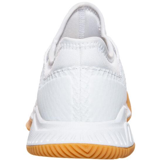 Court Team Bounce Basketballschuh Damen, weiß / silber, zoom bei OUTFITTER Online