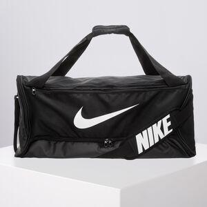 Brasilia Medium Sporttasche, schwarz / weiß, zoom bei OUTFITTER Online