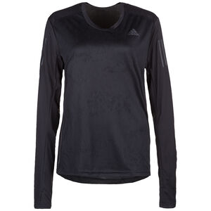 Own the Run Longsleeve Herren, schwarz, zoom bei OUTFITTER Online