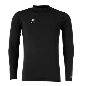 Distinction Colors Baselayer Trainingsshirt Herren, schwarz, zoom bei OUTFITTER Online