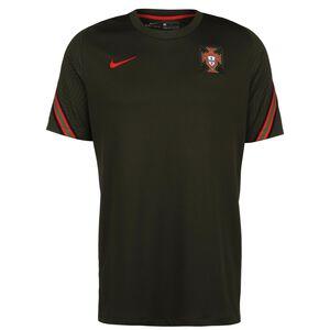 Portugal Breathe Strike Trainingsshirt Herren, dunkelblau / rot, zoom bei OUTFITTER Online