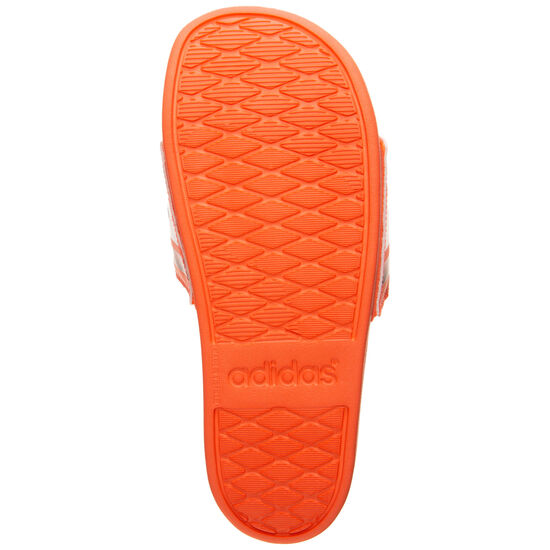Comfort Adilette Badesandale, korall / weiß, zoom bei OUTFITTER Online