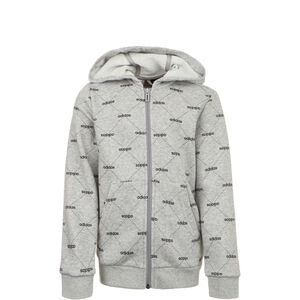 CF Coverup Kapuzenjacke Kinder, grau, zoom bei OUTFITTER Online