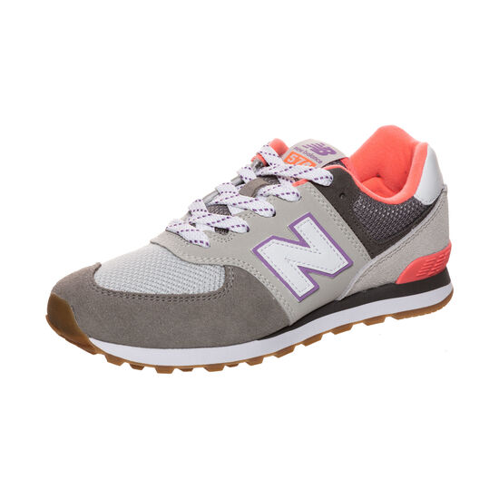 PC574 Sneaker Kinder, grau, zoom bei OUTFITTER Online