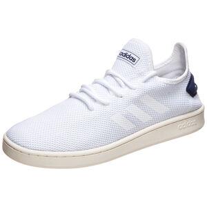 Court Adapt Sneaker Herren, weiß / blau, zoom bei OUTFITTER Online