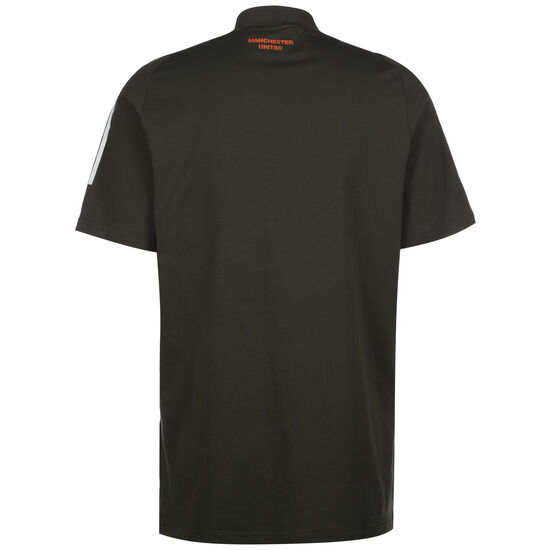 Manchester United T-Shirt Herren, graugrün, zoom bei OUTFITTER Online