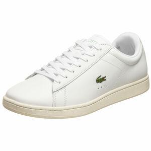 Carnaby Sneaker Damen, weiß / hellgrün, zoom bei OUTFITTER Online