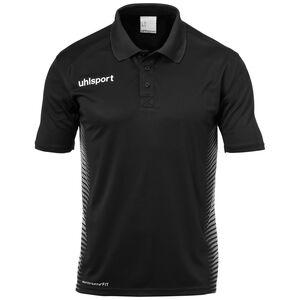 Score Poloshirt Herren, schwarz / weiß, zoom bei OUTFITTER Online