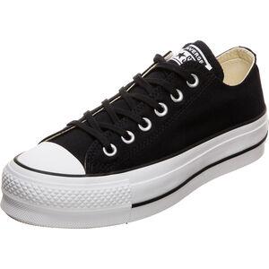 Chuck Taylor All Star Lift OX Sneaker, schwarz / weiß, zoom bei OUTFITTER Online
