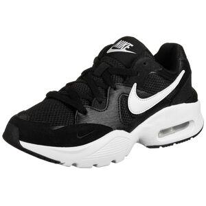 Air Max Fusion Sneaker Damen, schwarz / weiß, zoom bei OUTFITTER Online