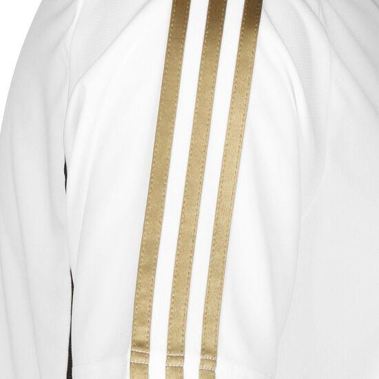 Real Madrid Trainingstrikot Herren, weiß / gold, zoom bei OUTFITTER Online