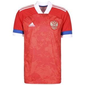 Russland Trikot Home EM 2021 Herren, rot / weiß, zoom bei OUTFITTER Online