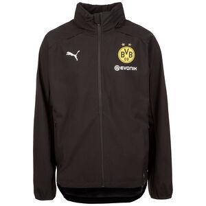 Borussia Dortmund Regenjacke Herren, Schwarz, zoom bei OUTFITTER Online