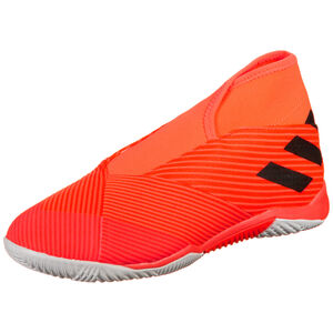 Nemeziz 19.3 LL Indoor Fußballschuh Herren, orange / schwarz, zoom bei OUTFITTER Online