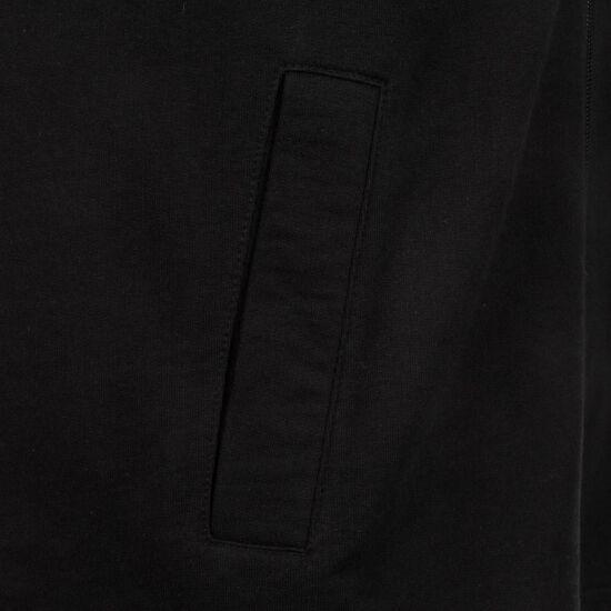 Terry Parka Kapuzenjacke Damen, schwarz, zoom bei OUTFITTER Online